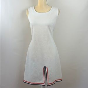 Vtg 50s Puritan Patriotic Sleeveless Tennis Dress